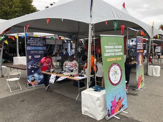 TEECS attends 2018 World Market Fair