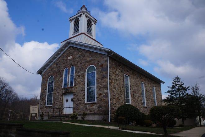 Sandy Ridge Baptist Churchwill be celebrating its bicentennial on Oct.20-21.