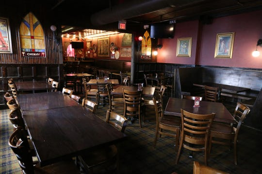 The Red Monk has recently reopened after extensive renovations.