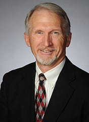John Lawrence, vice president of the Iowa State University Extension
