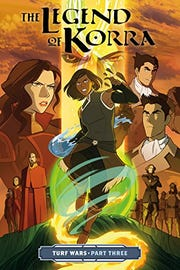 "Vivian Ng, an illustrator for ""The Legend of Korra,"" is among the guests for ComiqueCon 2018 in Dearborn, Michigan."