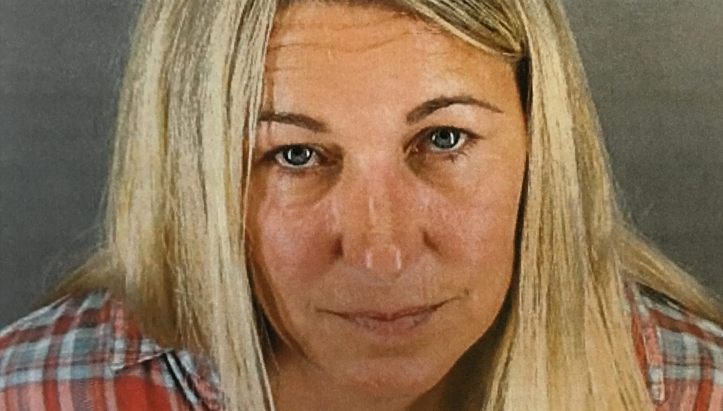 Booking photo of Julie McDonald, who is running for judge unopposed in Oakland County Circuit Court, was arrested in Royal Oak in September and charged with operating while intoxicated.