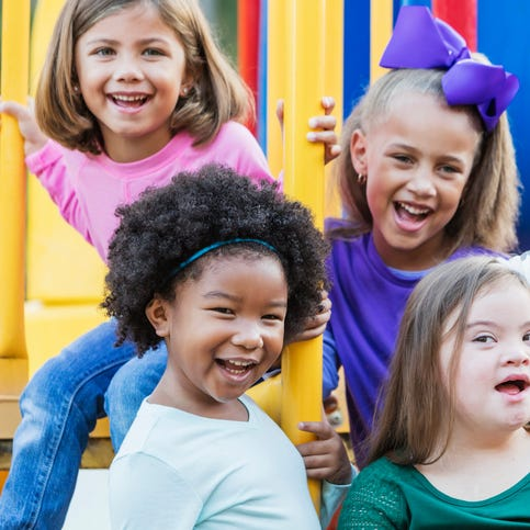 Mom enforces girls-only gathering at playground, turns away little boy