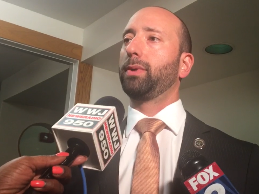 Recall petition for Detroit Councilman Gabe Leland approved by county