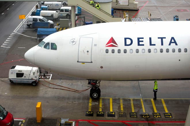 A passenger on a Delta Airlines flight was declared dead on Monday evening after the flight returned to Detroit for a medical emergency.