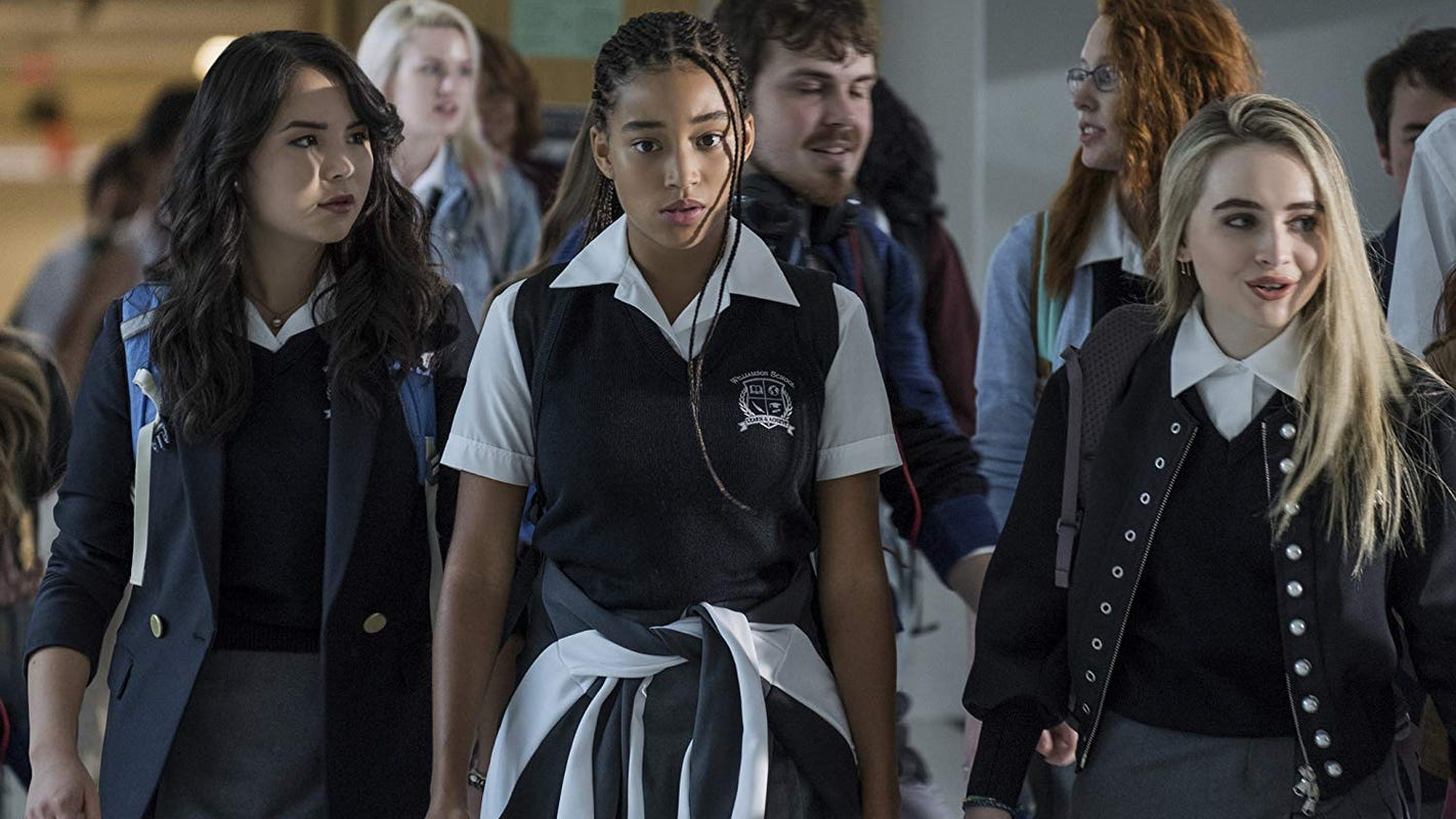 Movie review: 'The Hate U Give' opens its heart