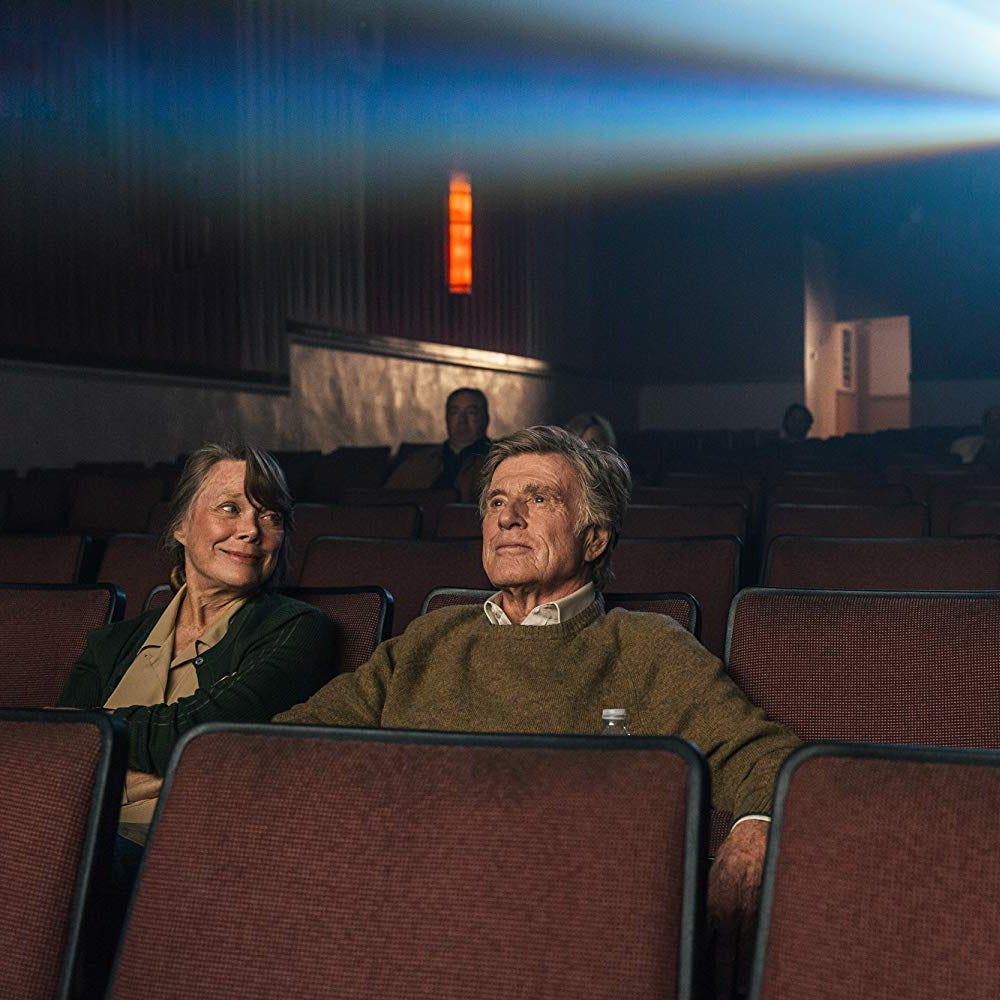 Review: Robert Redford charms in 'Old Man & the Gun'