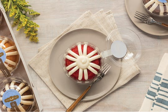 Nothing Bundt Cakes has two locations in Metro Detroit.