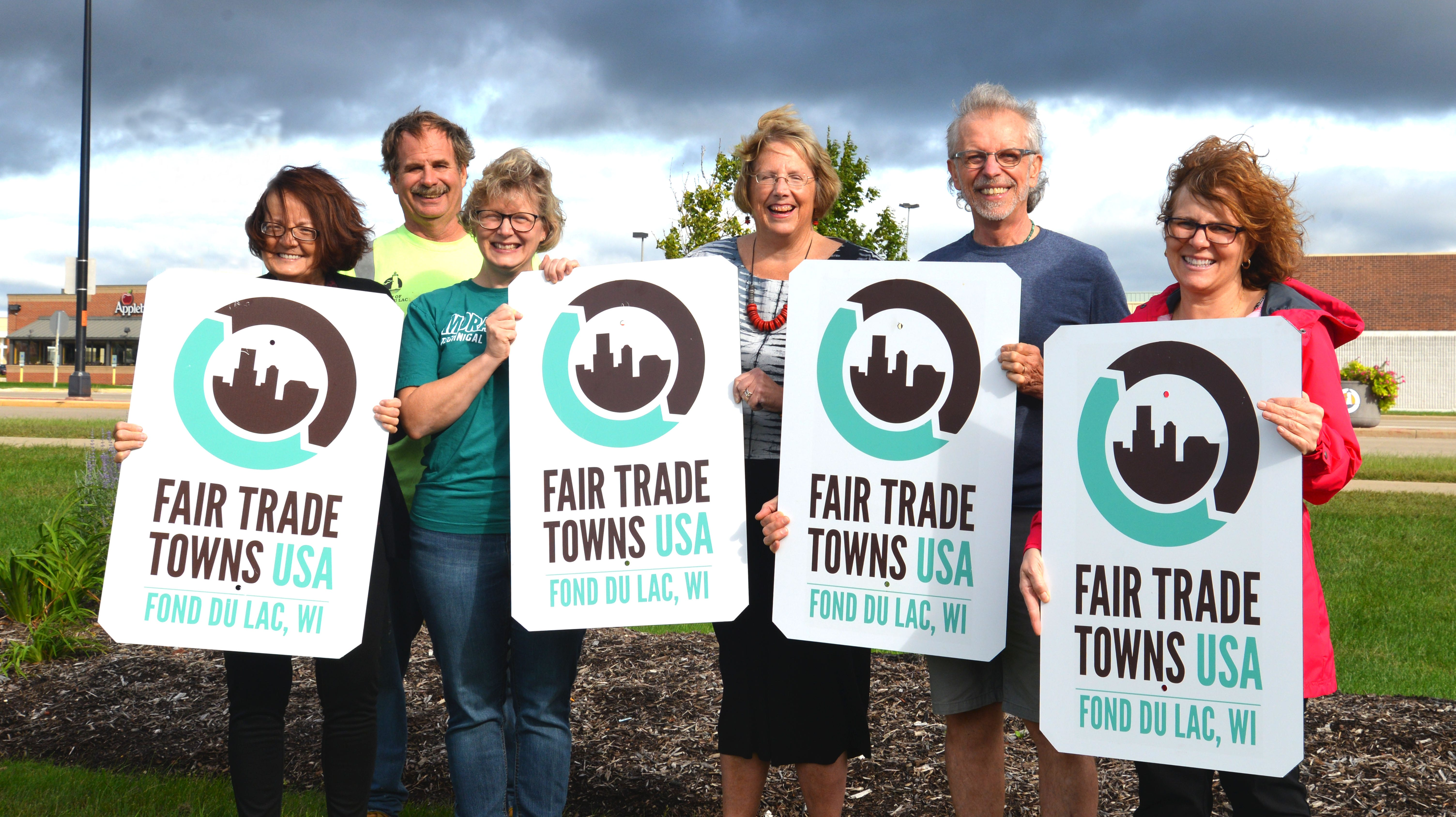 Fair trade and proud: FDL posts new signage |Streetwise