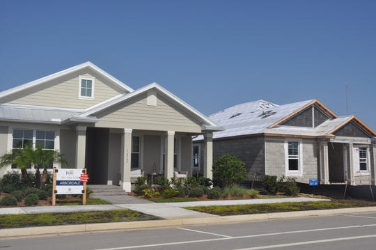 Pulte has more than 50 homes at Babcock Ranch since they started in 2017 with many more underway.