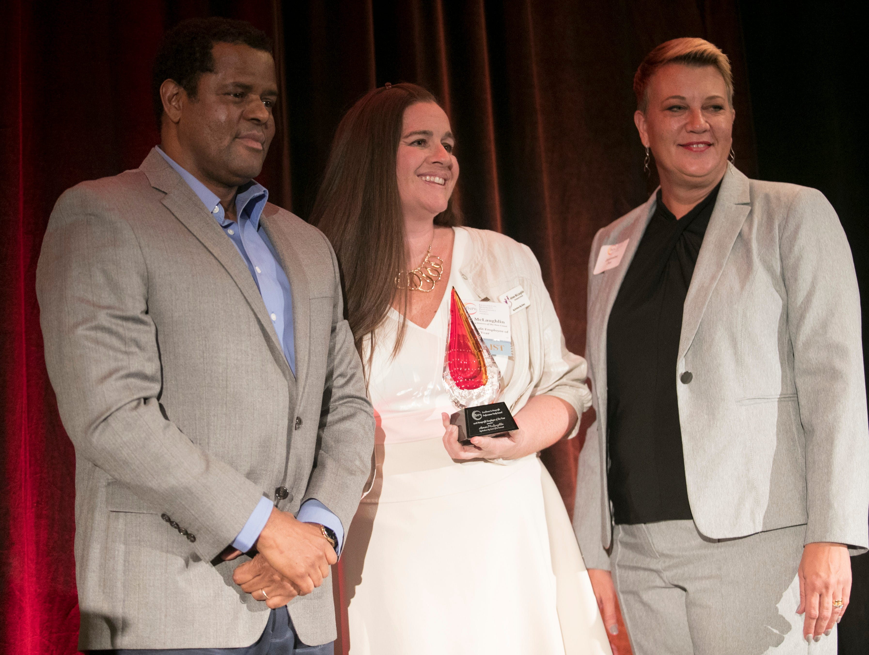The Excellence in Nonprofit Performance Yearly Awards ceremony was held on Tuesday, October 9, 2018, at Crown Plaza in Fort Myers.
