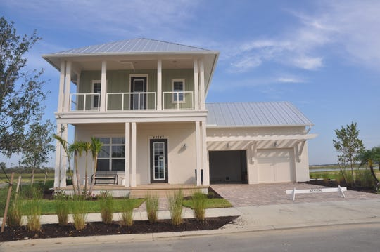 Stock Development has sold nine homes in Babcock Ranch and has five models available for purchase.