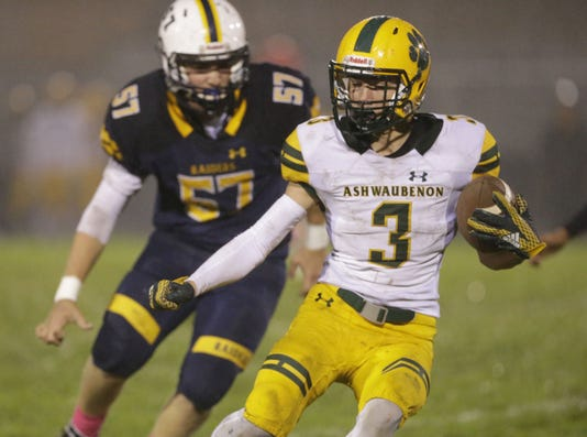 100518 Ashwaubenon At Sheboygan North Football Gck 02