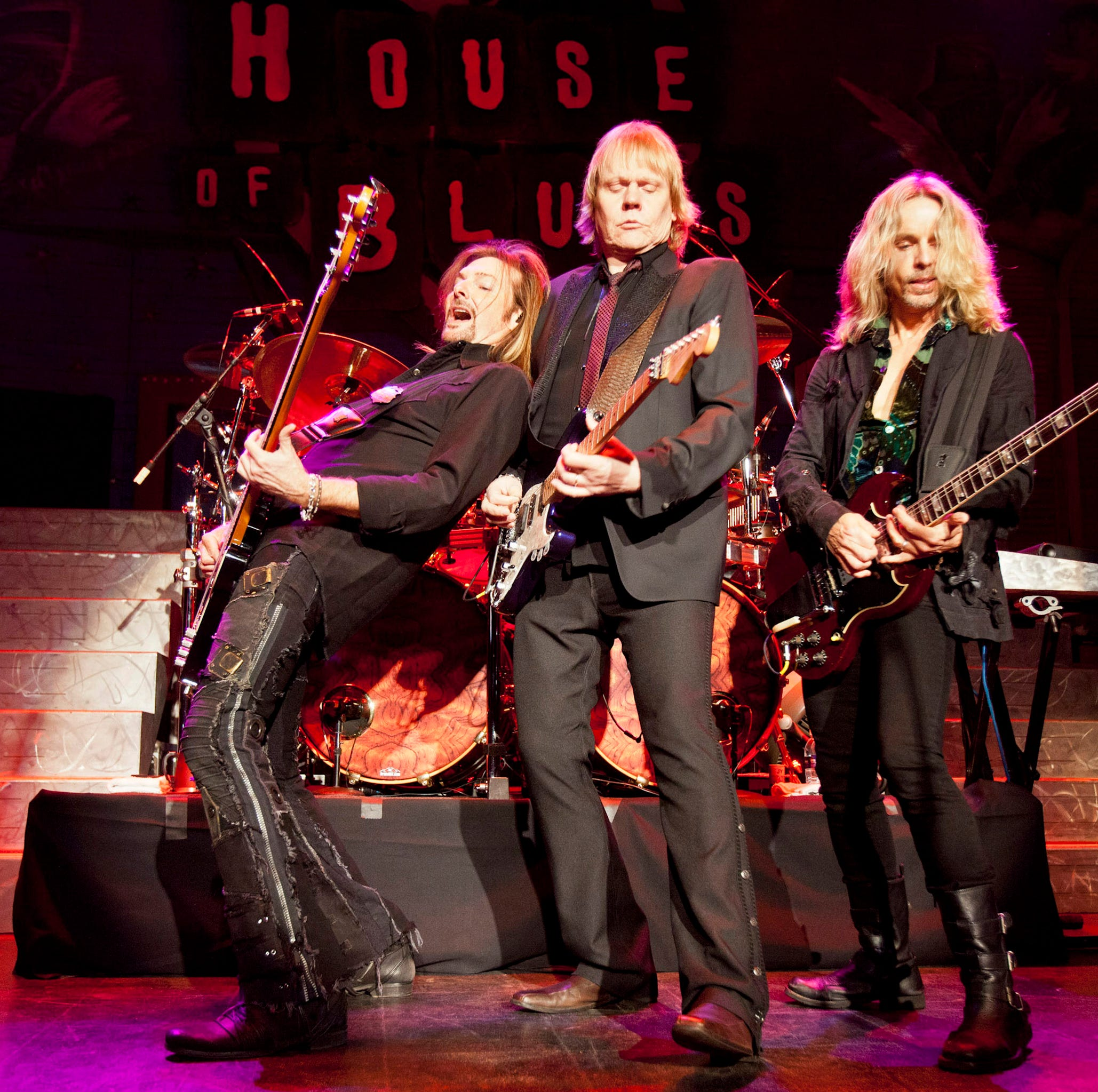 Styx, Ann Wilson of Heart keep the classic rock coming at Resch