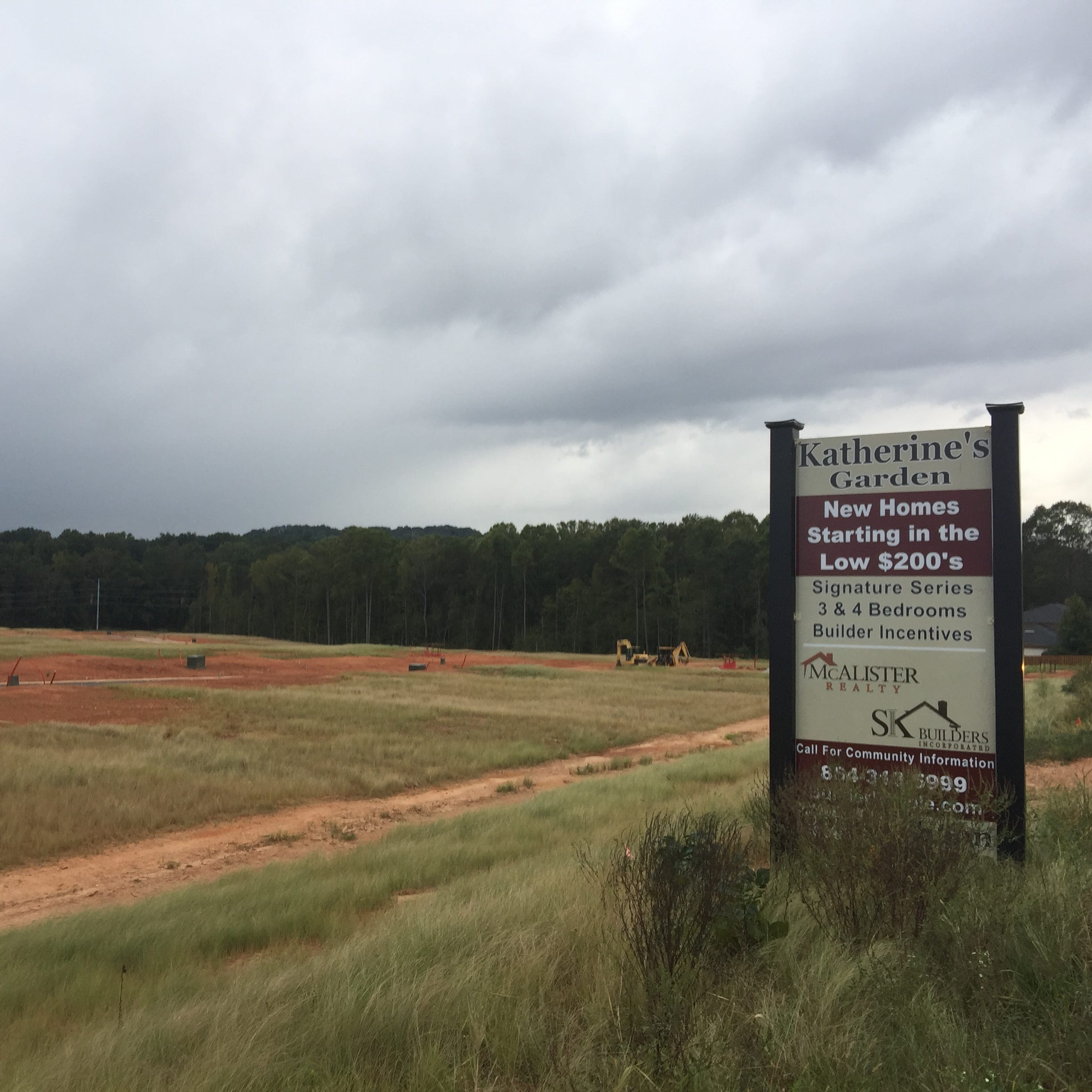 Greer lines up annexation of planned housing development, adding over 100 homes to city