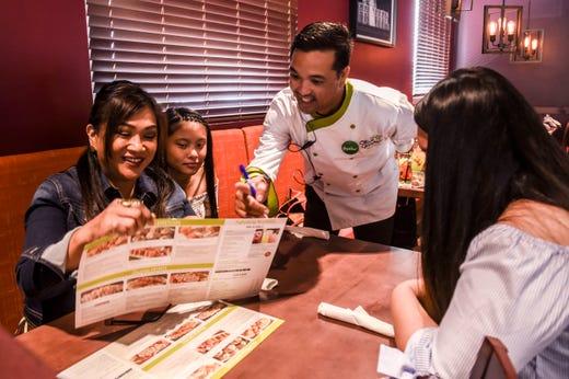 Current Olive Garden Menu: Olive Garden Opens In Tumon Sands Plaza