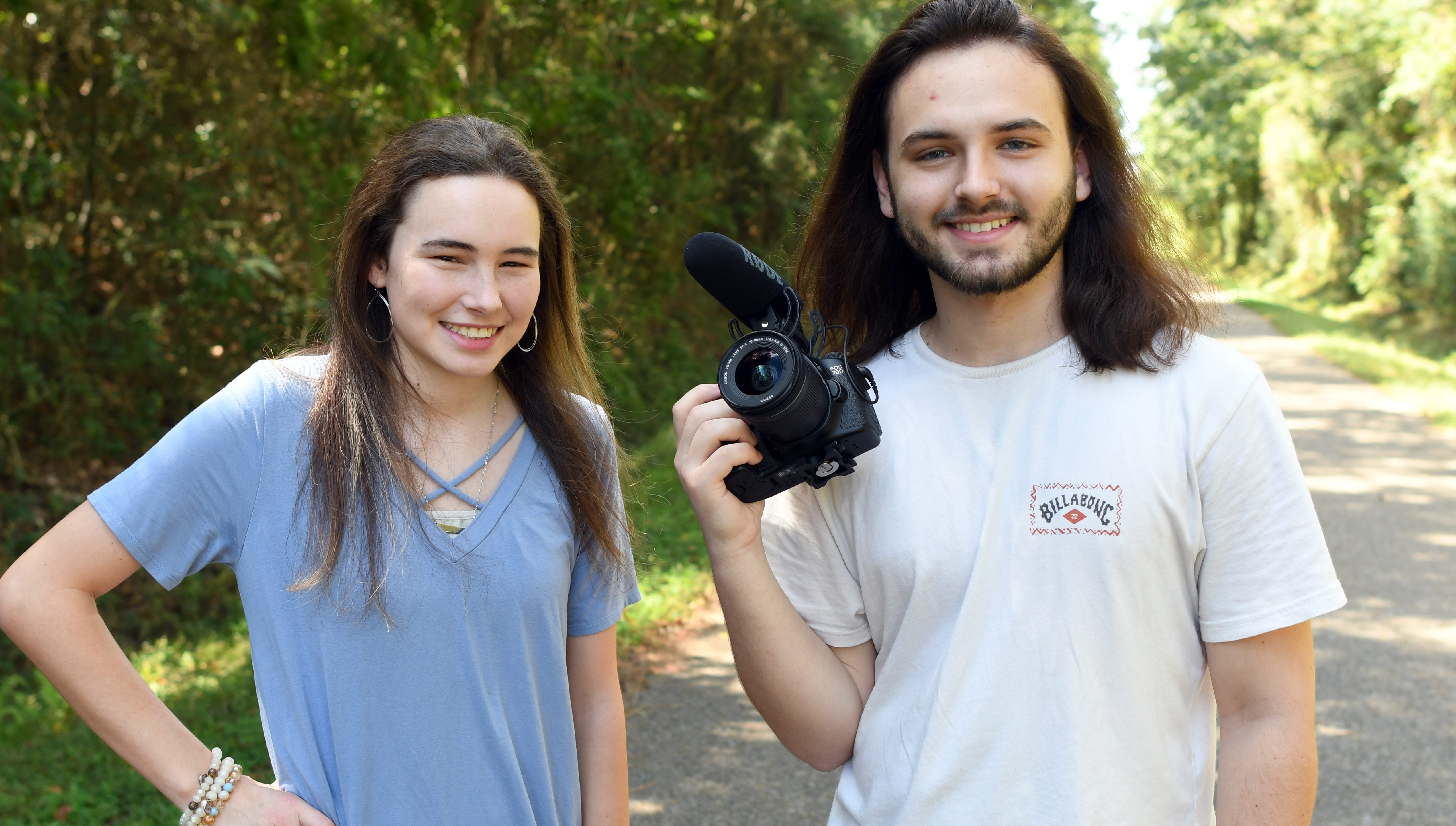 """On Sept. 14, Faith Counts announced that USM student filmmaker Kyle Churchwell won a $20,000 grand prize in the third annual """"Film Your Faith"""" contest. The film spotlights the life of 21-year-old Tori Welford whose mother abandoned her at birth."""