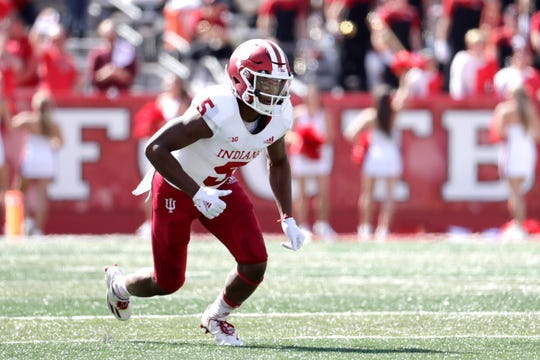 Long a playmaker as a punt returner, J-Shun Harris is now turning heads at receiver.