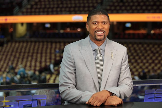 Former NBA player and ESPN commentator Jalen Rose co-founded a charter school in Detroit.