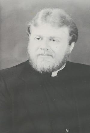 The Rev. Michael J. Buescher in 1978.