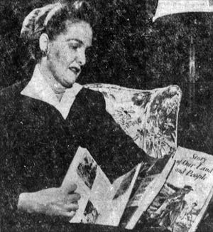 Ada White made sure Communism didn't infiltrate Indiana school textbooks.