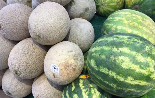 Hundreds of migrant farmworkers travel to southwestern Indiana's melon farms each summer to harvest cantaloupe and watermelons.