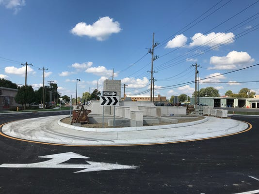 Gw Roundabout