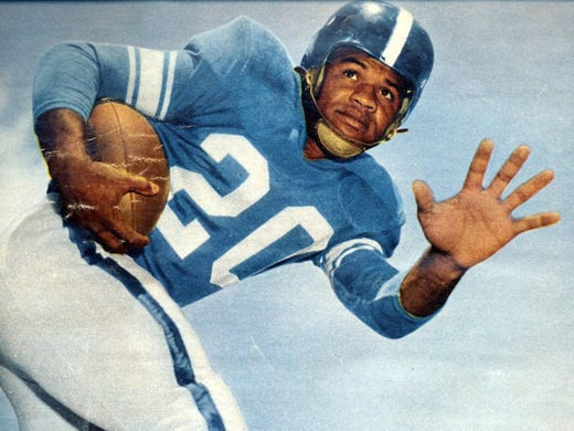 First African-American drafted in NFL, George Taliaferro ...