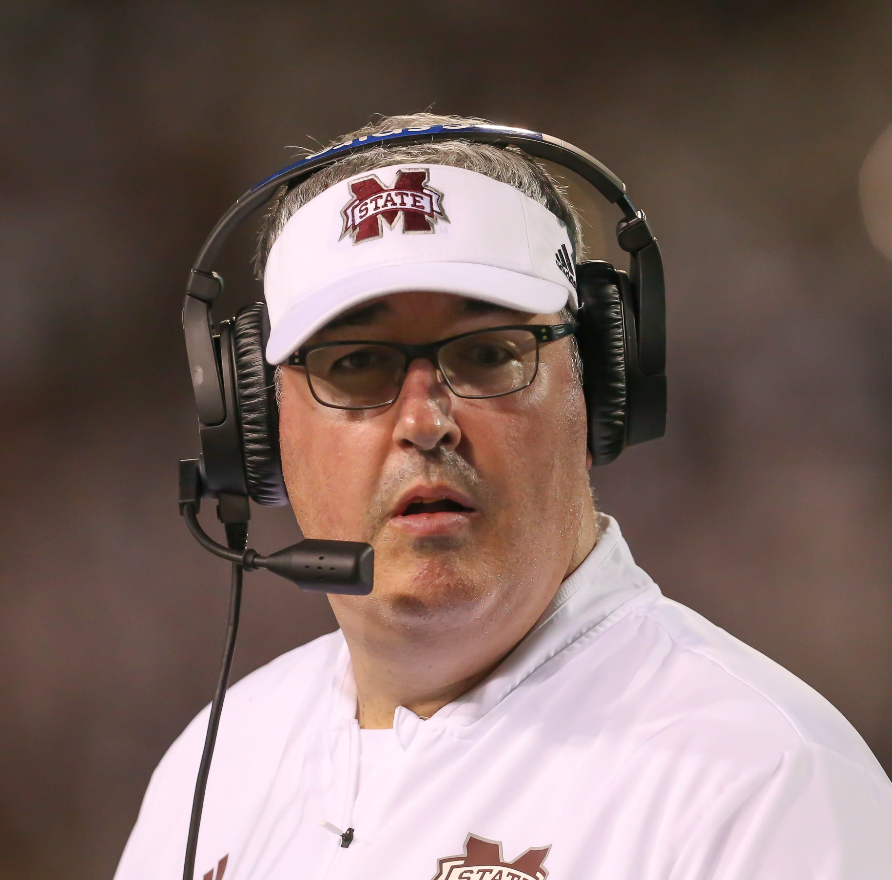 Where Mississippi State stands at halfway point of Joe Moorhead's first season