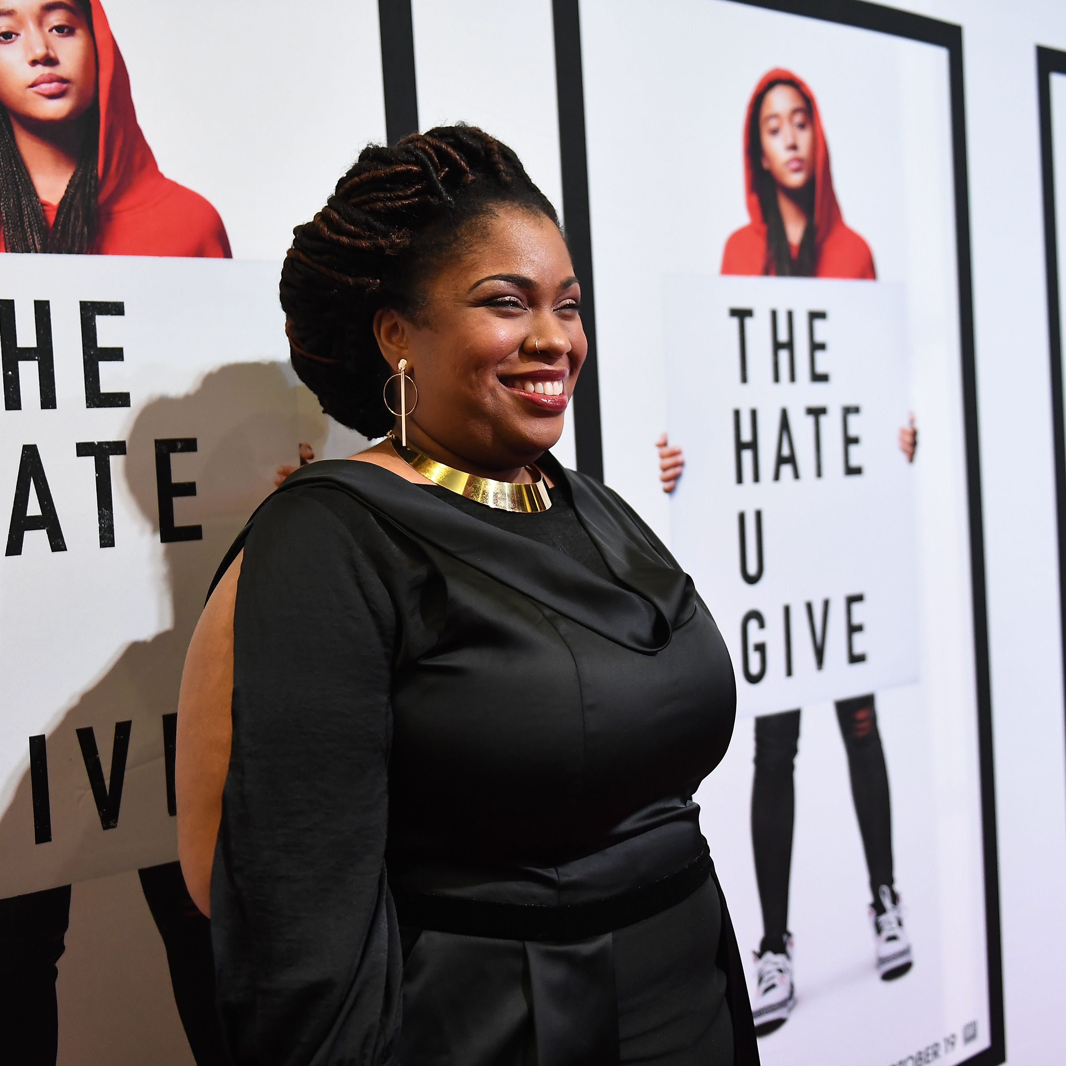 'I want to be something good from here': 'The Hate U Give' author proud to call Mississippi home