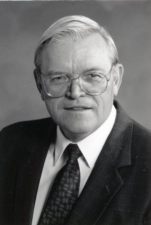 John Quinn, former chancellor at the University of Tennessee, in 1991.