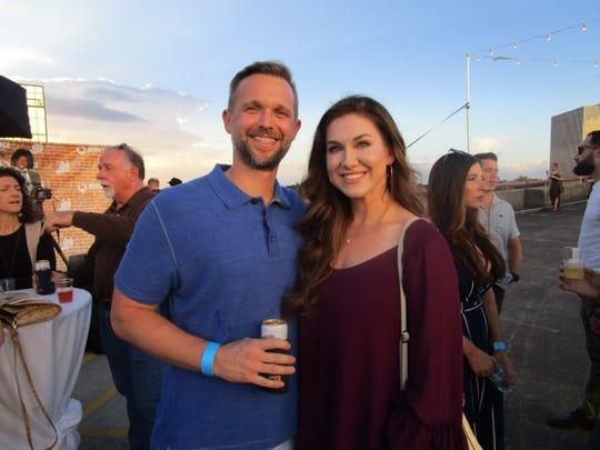 Ken and Amy Bernhard