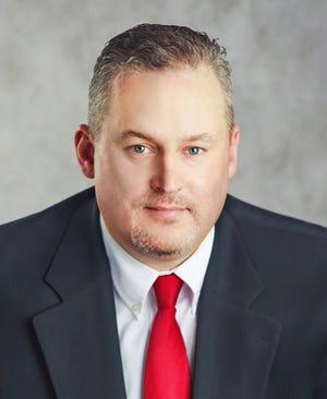 Brett Pransky, Democrat, candidate for Ohio House, 77th District