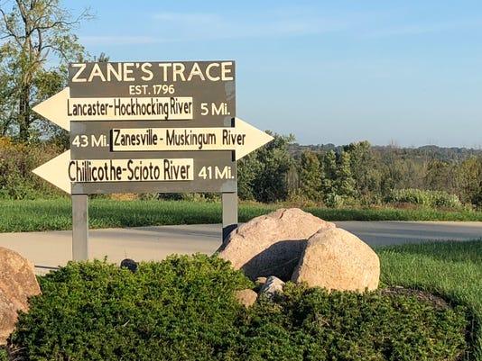 Zanestrace Sign