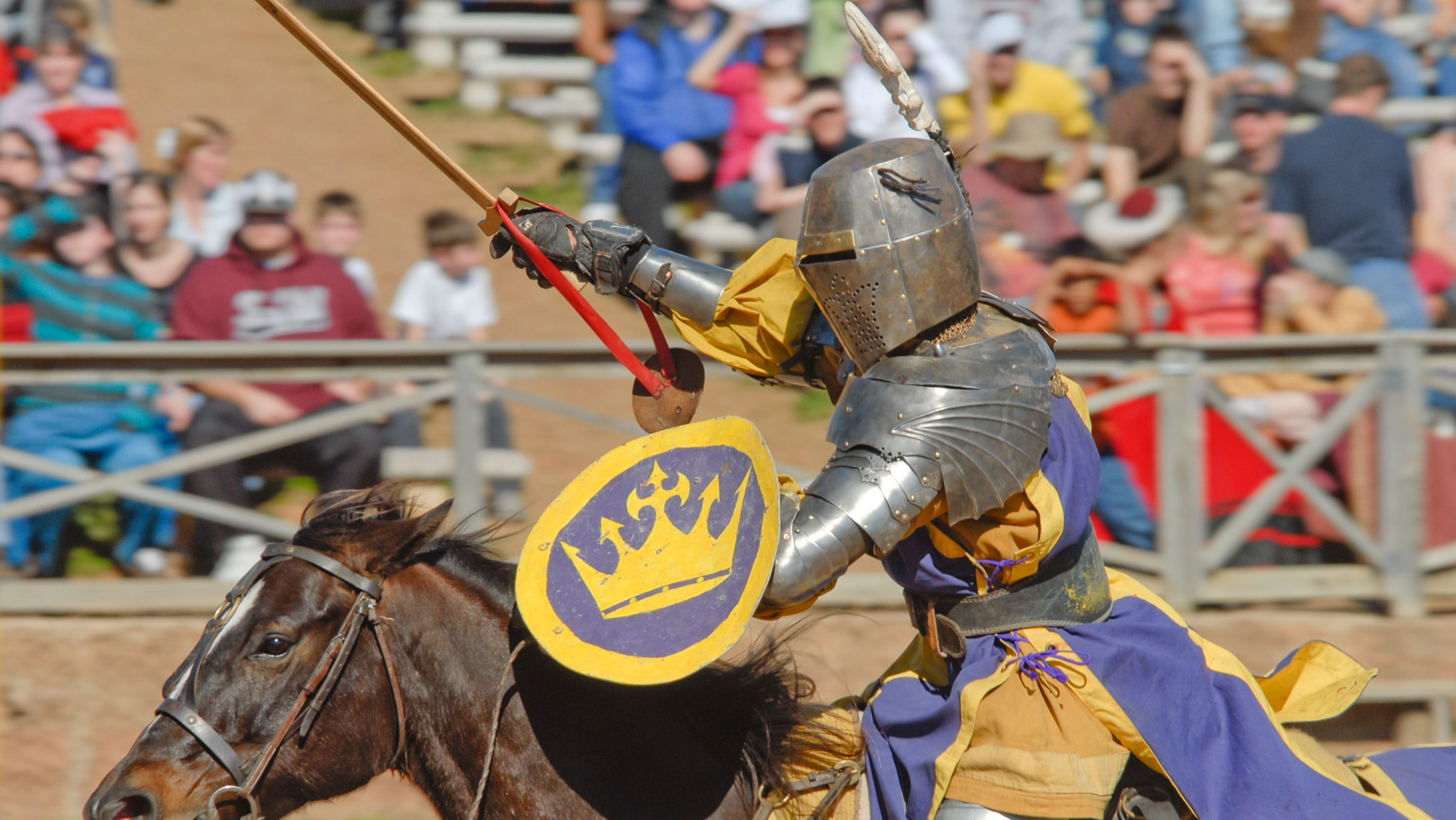 Kentucky Medieval Knight Dies After Impaling Self On Lance