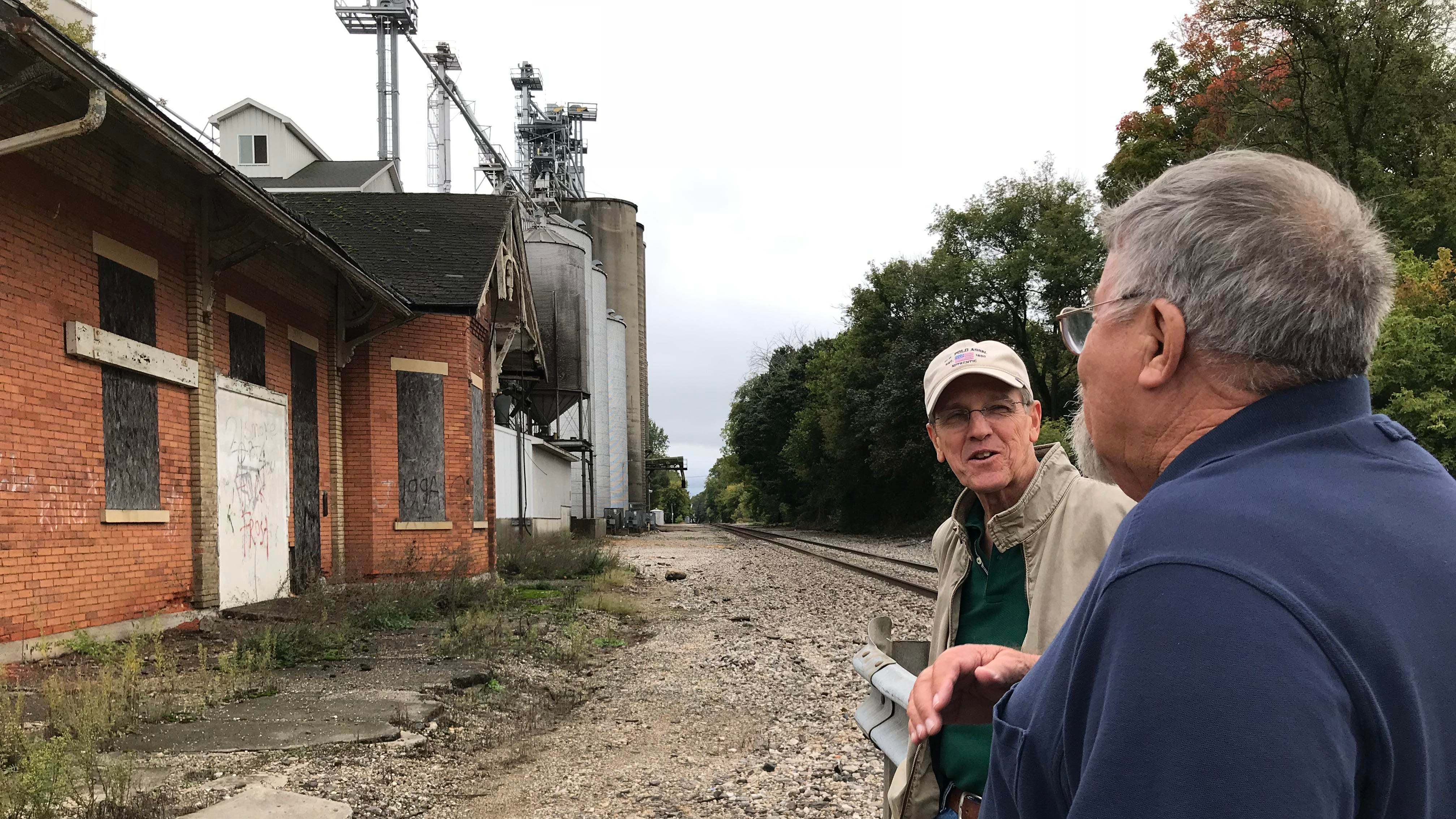 Can Charlotte save this century-old train station from ruin?