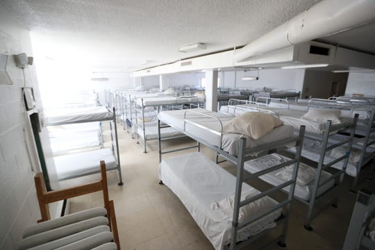 The Memphis Union Mission currently has 110 beds for clients at their downtown facility. This month, they will break ground on the first phase of their expansion, which will eventually double their occupancy.
