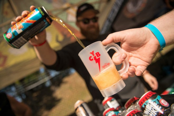 The ninth annual Cooper-Young Beerfest is Oct. 20.