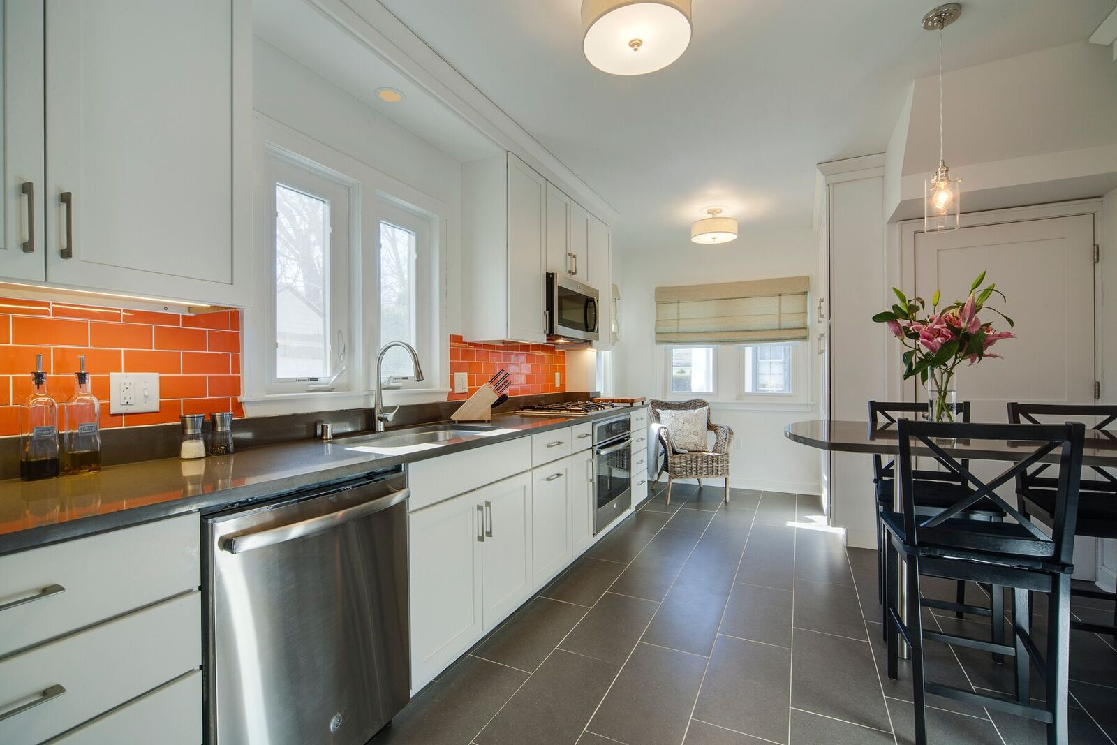 Work like this kitchen remodel, from Allen Kitchen and Bath, will be on display at State Fair Park at the Milwaukee NARI Fall Home and Remodeling Show.