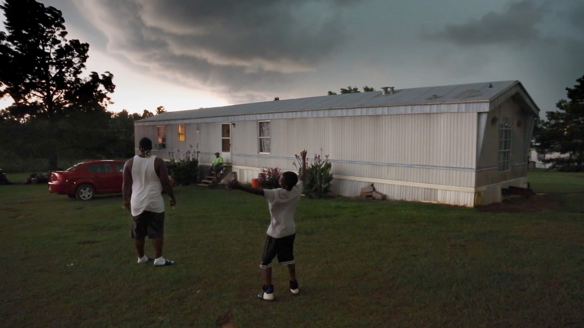 """A storm is brewing in the documentary """"Hale County This Morning, This Evening."""""""