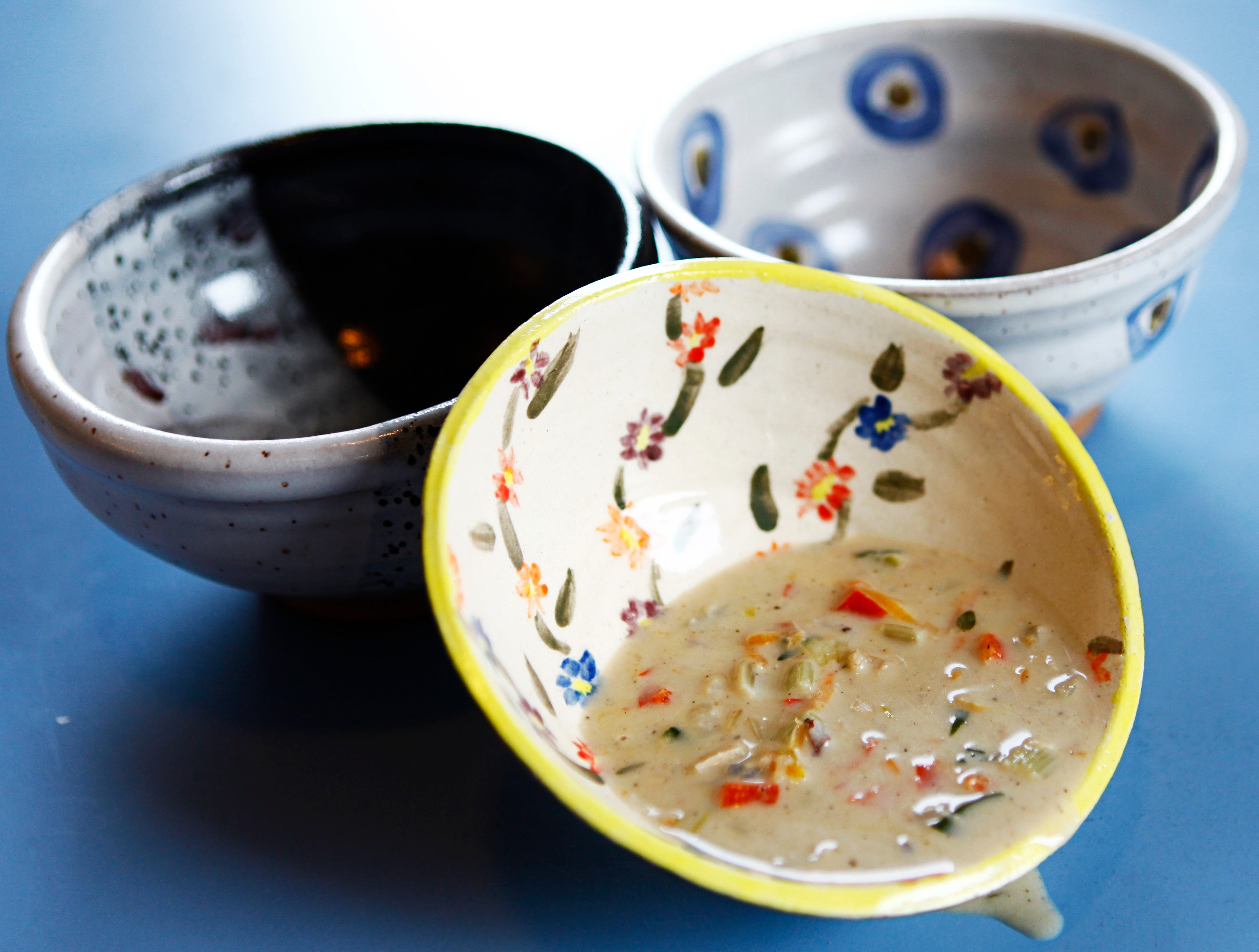 Bowls are for soup, and Milwaukee Empty Bowls, returning Sunday to the Kern Center at MSOE, hits the spot.