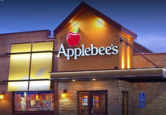 Screenshot of Menomonee Falls Applebee's