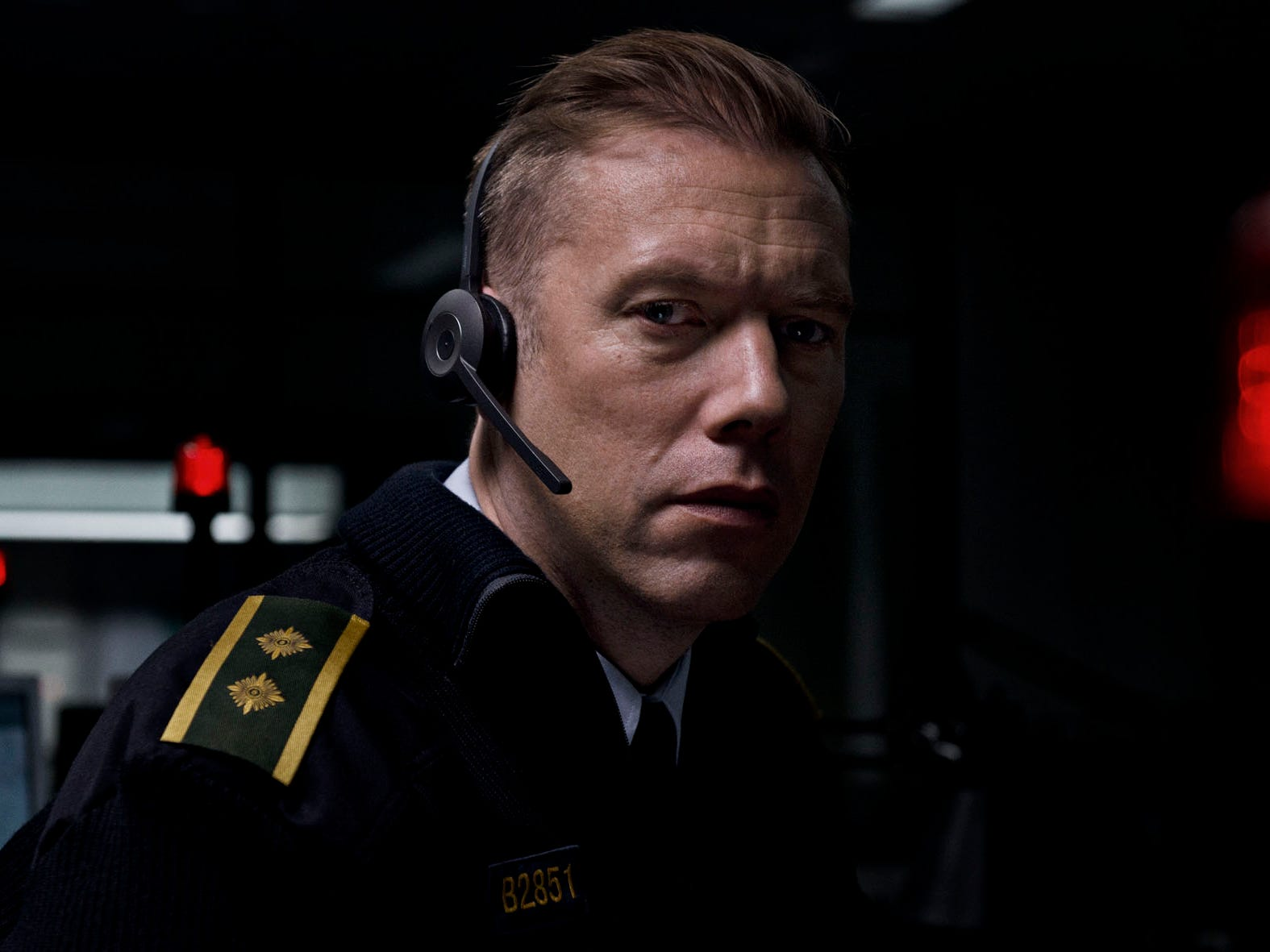 "Jakob Cedergren stars in ""The Guilty,"" Denmark's official entry for best foreign-language film at the 2019  Academy Awards."