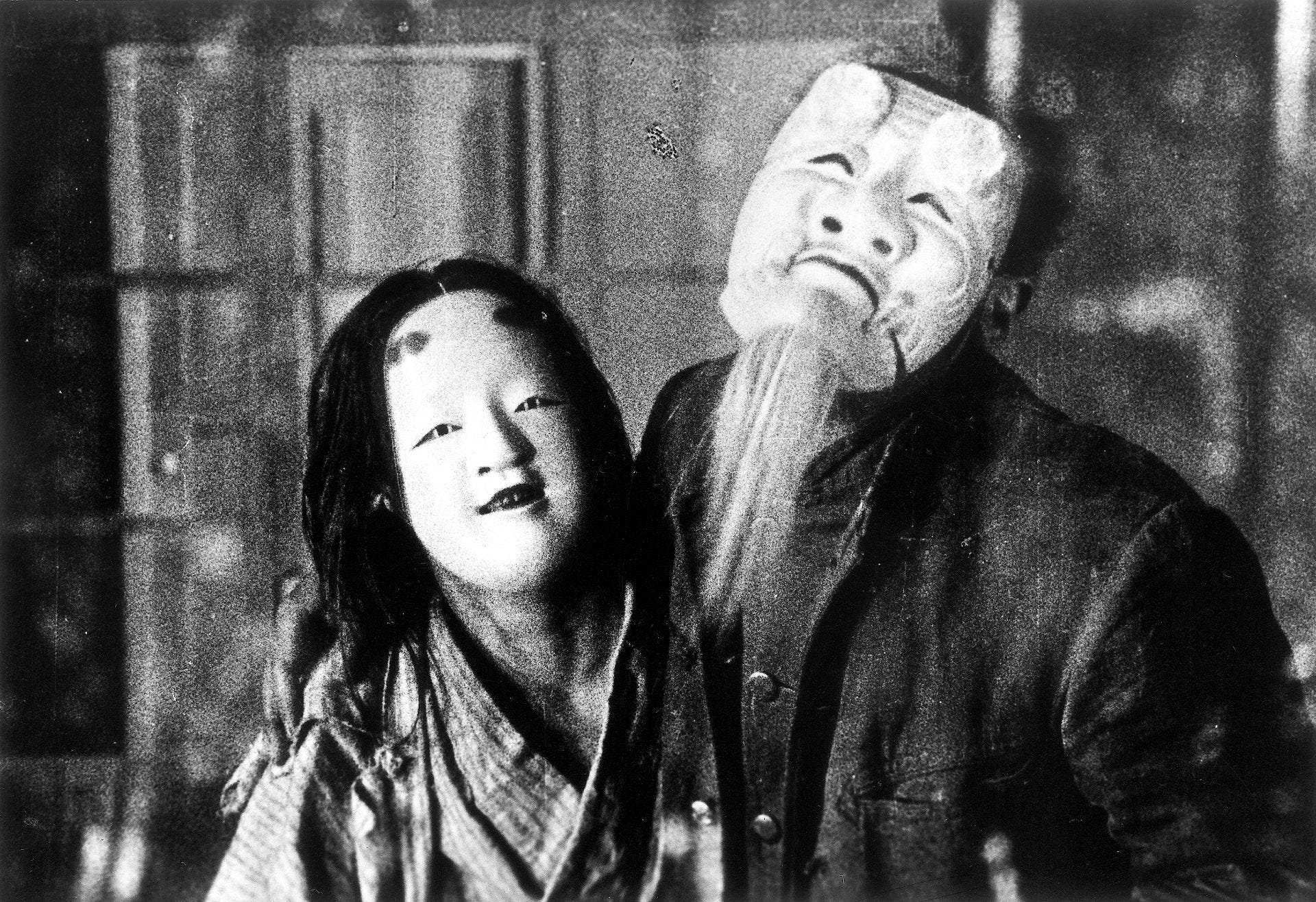 """""""A Page of Madness,"""" a rarely shown 1926 Japanese horror gem, gets the not-so-silent treatment via musical accompaniment by the Alloy Orchestra at the 2018 Milwaukee Film Festival."""