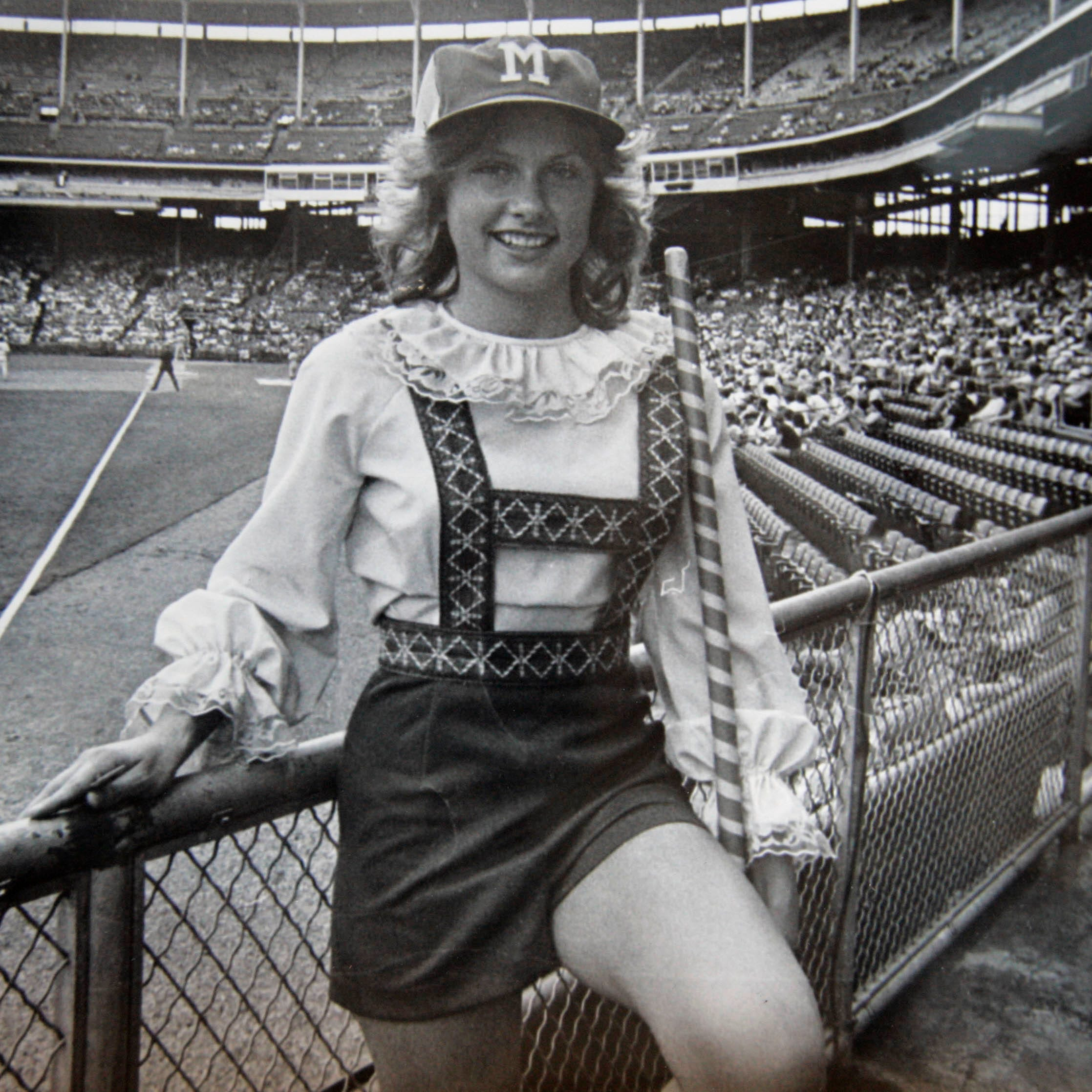 Long before the Brewers 2018 playoff run and #Thisismycrew, there was Bonnie Brewer