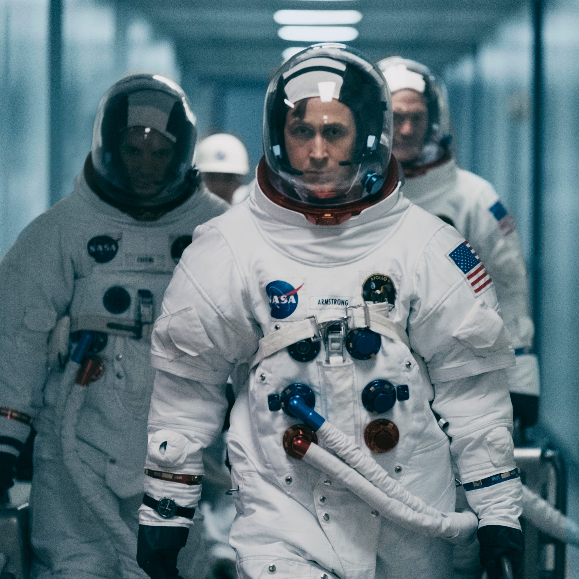 Walking on the moon: 7 takeaways from the Ryan Gosling movie 'First Man'