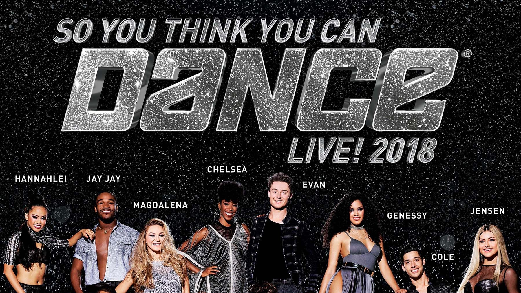 """Head to the Mayo Performing Arts Center on Thursday to see """"So You Think You Can Dance."""""""