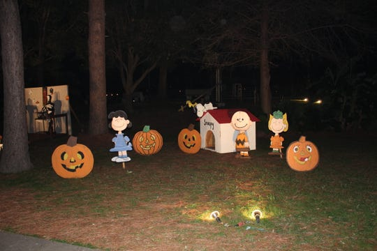 Come see all the spooky, and not-so-scary, decorations at the Montgomery Zoo during ZooBoo.