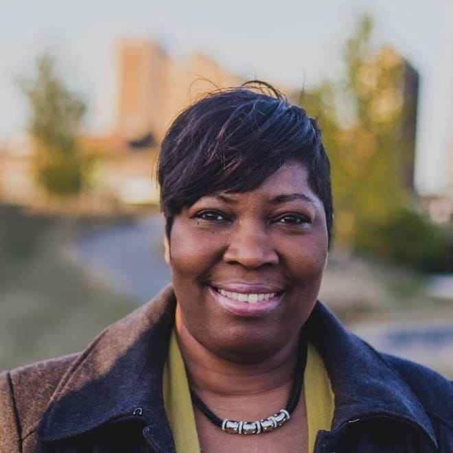 Cara McClure is a Democratic candidate for the Public Service commission.