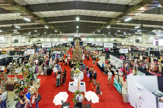 This year's Holiday Market is offering discounted tickets for Hurricane Michael evacuees from Florida.